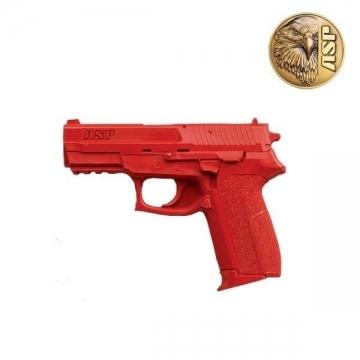 Red gun SIG P2022 d'entraînement
