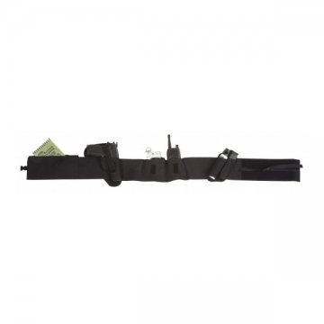 Ceinture holster discrète 2ET01 noir TAILLE S-M-L