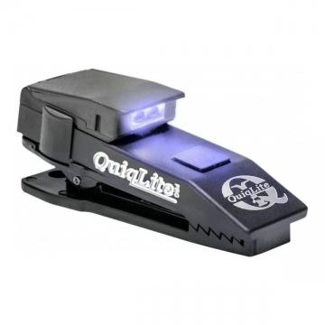 Lampe mains-libres QuiqLitePro blanc/UV LED - 10 Lumens