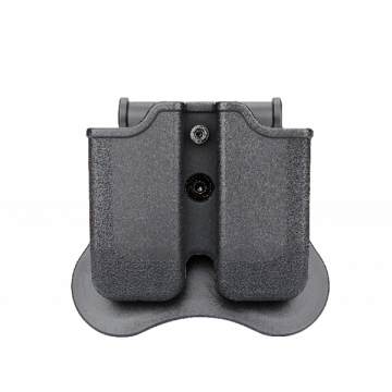 Porte chargeur double Glock - CYTAC