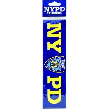 STICKERS NYPD GRAND MODELE