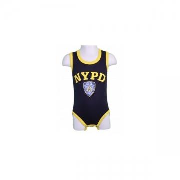 DEBARDEUR NYPD NAVY BI-COLOR