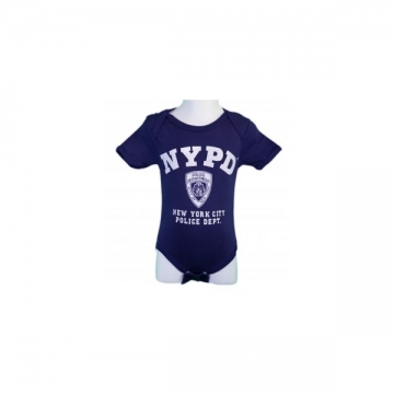 BODY MANCHE COURTE NYPD NAVY