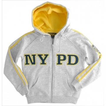 VESTE NYPD GRISE