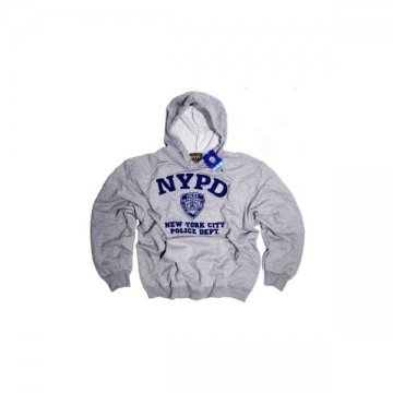 SWEAT ENFANT NYPD GRIS