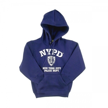 SWEAT ENFANT NYPD NAVY