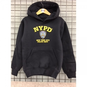 SWEAT CAPUCHE KIDS NYPD LOGO