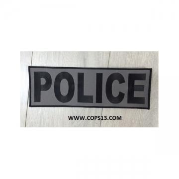 BANDE POLICE DOS