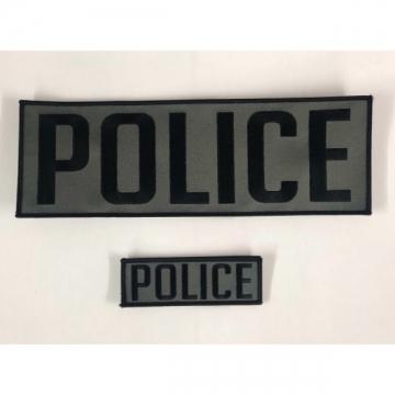 BANDE BASSE VISIBILITE POLICE 1