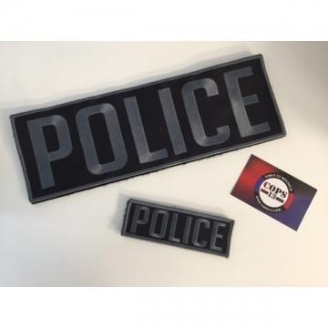 BANDE BASSE VISIBILITE POLICE 2