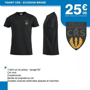 TEE-SHIRT CRS HOMME