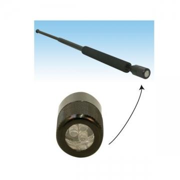 LAMPE LED POUR BATON TELESCOPIQUE+