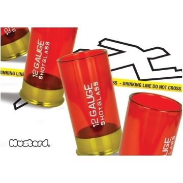 PACK DE 4 SHOT GLASS CALIBRE 12