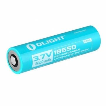 Pile Originaire de R20 Javelot - Batterie Rechargeable 18650 2600mAh