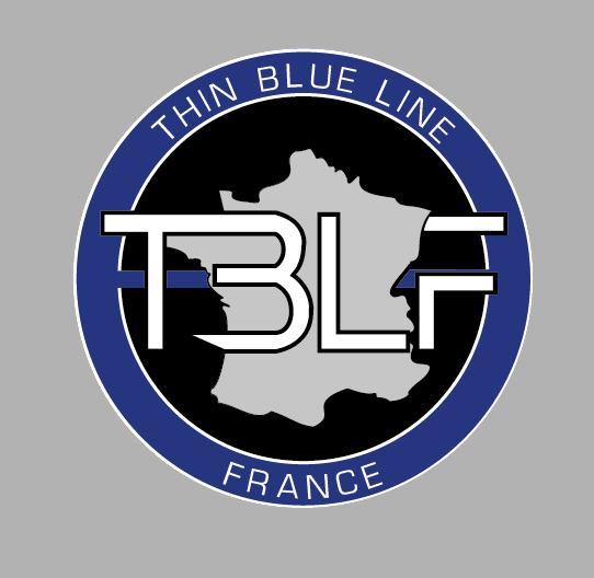 THIN BLUE LINE FRANCE